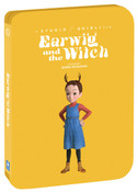 [Imperfect] Earwig and the Witch Steelbook Blu-ray/DVD