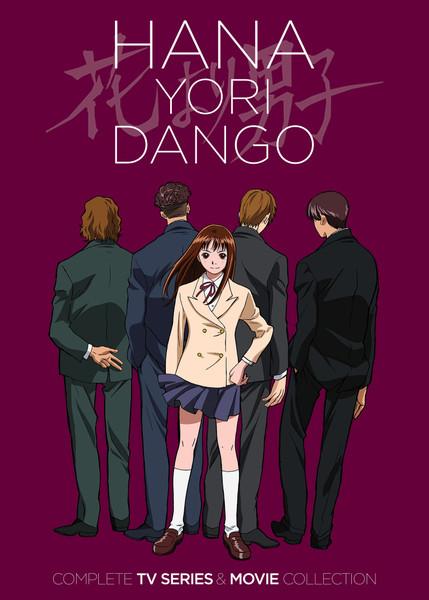 [Imperfect] Hana Yori Dango DVD