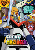 [Imperfect] Great Mazinger DVD