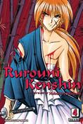 [Imperfect] Rurouni Kenshin BIG Edition Manga Volume 4