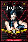[Imperfect] JoJo's Bizarre Adventure Part 2: Battle Tendency Manga 4
