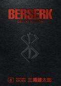 [Imperfect] Berserk Deluxe Edition Manga Omnibus Volume 6 (Hardcover)