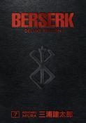 [Imperfect] Berserk Deluxe Edition Manga Omnibus Volume 7 (Hardcover)