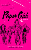 [Imperfect] Paper Girls Book One Graphic Novel (Hardcover)