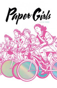 [Imperfect] Paper Girls Book Three Graphic Novel (Hardcover)
