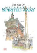 [Imperfect] Spirited Away: Art of Spirited Away Artbook