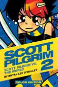 [Imperfect] Scott Pilgrim Color Edition Graphic Novel Volume 2 (Hardcover)