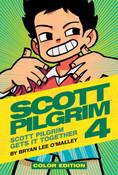 [Imperfect] Scott Pilgrim Color Edition Graphic Novel Volume 4 (Hardcover)
