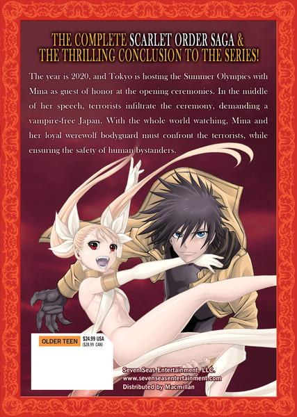 [Imperfect] Dance in the Vampire Bund Manga Omnibus 7