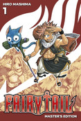 [Imperfect] Fairy Tail Master's Edition GN 01-05 Omnibus