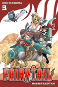 [Imperfect] Fairy Tail Master's Edition Manga Volume 3