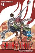 [Imperfect] Fairy Tail Master's Edition Manga Volume 4
