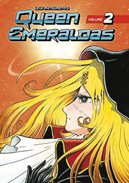 [Imperfect] Queen Emeraldas Manga Volume 2 (Hardcover)