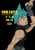 [Imperfect] Soul Eater The Perfect Edition Manga Volume 3 (Hardcover)
