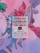 [Imperfect] Mobile Suit Gundam: The Origin Manga Omnibus 10 (Hardcover)