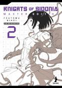 [Imperfect] Knights of Sidonia Master Edition Manga Volume 2