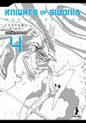 [Imperfect] Knights of Sidonia Master Edition Manga Volume 4