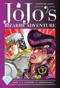 [Imperfect] JoJos Bizarre Adventure Diamond is Unbreakable Manga Vol 1