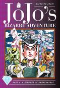 [Imperfect] JoJos Bizarre Adventure Part 4 Diamond is Unbreakable Manga Volume 5 (Hardcover)