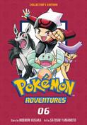 [Imperfect] Pokemon Adventures Collectors Edition Manga Volume 6
