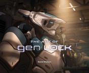 [Imperfect] The Art of gen:Lock (Hardcover)