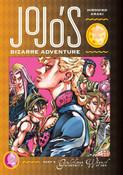 [Imperfect] JoJos Bizarre Adventure Part 5 Golden Wind Manga Volume 2 (Hardcover)