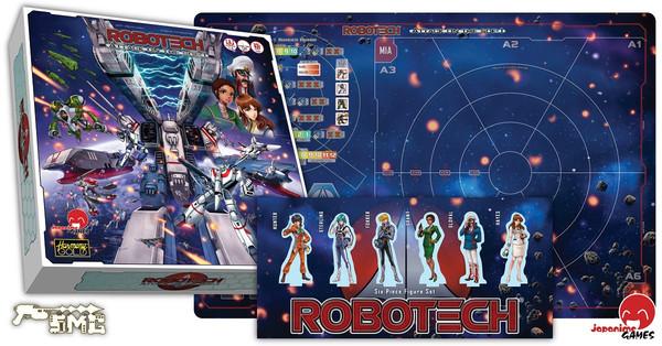 The Robotech Bundle