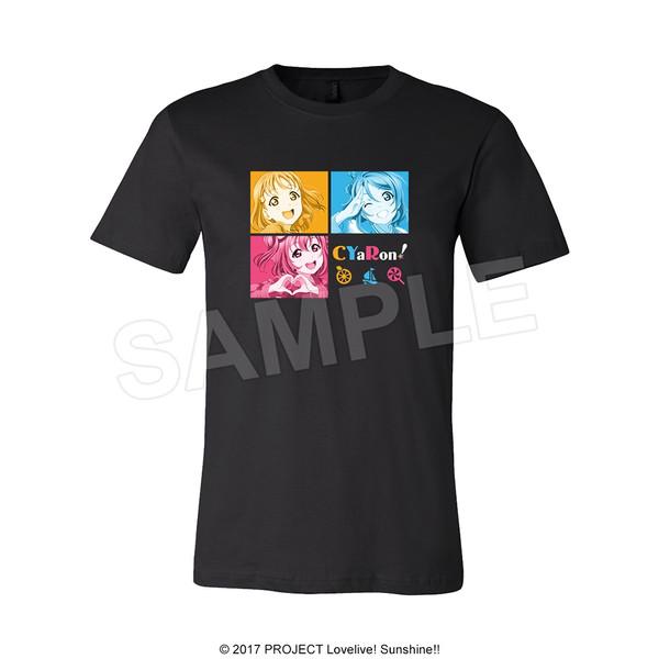 Love Live! Sunshine!! Unit CYaRon! Ver T-Shirt