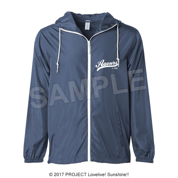 Love Live! Sunshine!! Windbreaker