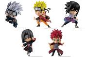 Naruto Shippuden Chibi Masters Figure Set