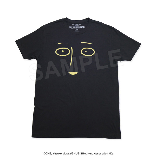 One-Punch Man Face T-Shirt