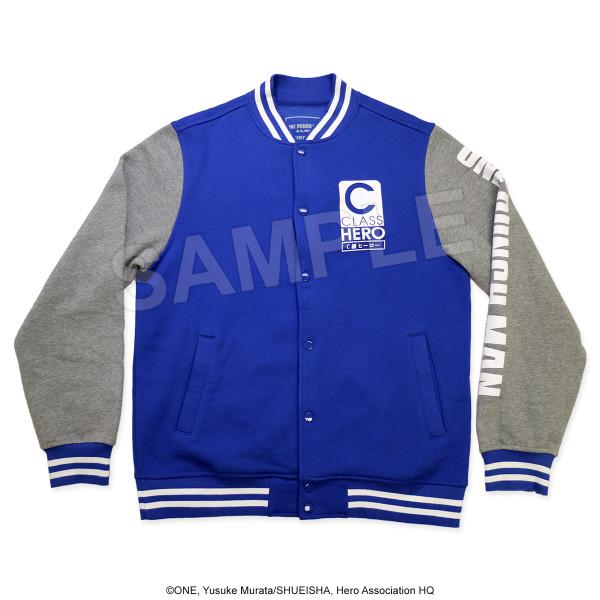 One-Punch Man Varsity Jacket