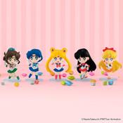 Pretty Guardians Sailor Moon Chibi Masters Figure Set