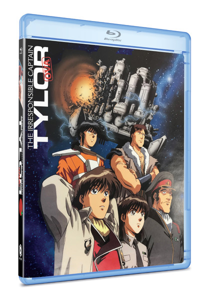 Irresponsible Captain Tylor Collector's Ultra Edition + Artbook Blu-ray (Autographed Edition)