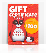 Right Stuf $100 Gift Certificate