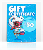Right Stuf $50 Gift Certificate